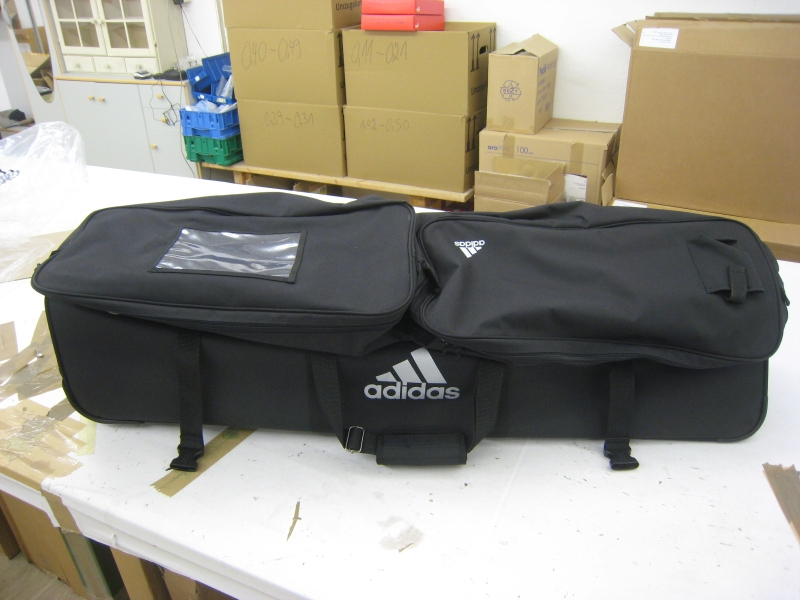 Trolley Sac Fechttasche Adidas Noir Perf Bag Neuf Clôture Escrime tdshQrC