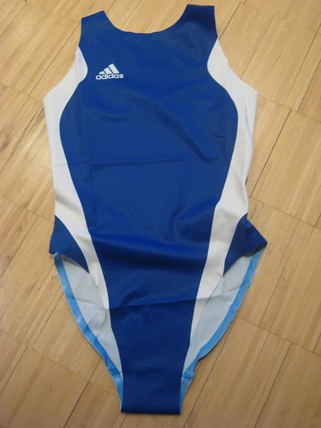 nth adidas triathlon suit gymnastikanzug laufanzug gr xs. Black Bedroom Furniture Sets. Home Design Ideas