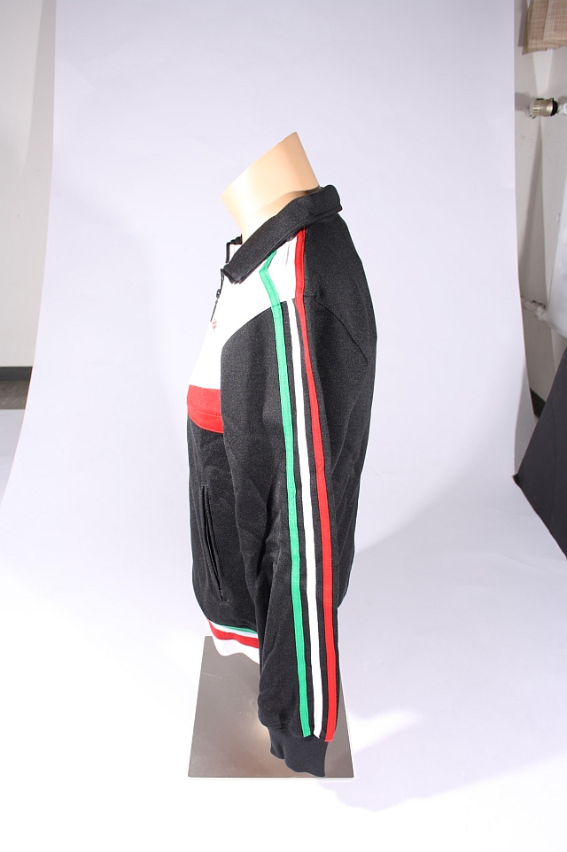adidas originals vespa retro tracktop schwarz jacke sportjacke gr xs. Black Bedroom Furniture Sets. Home Design Ideas