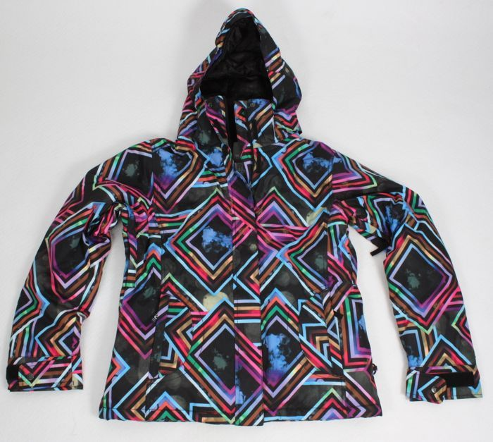 roxy by quiksilver jacke winterjacke skijacke cosmic frames 5000 xs xl xgwsj444 ebay. Black Bedroom Furniture Sets. Home Design Ideas