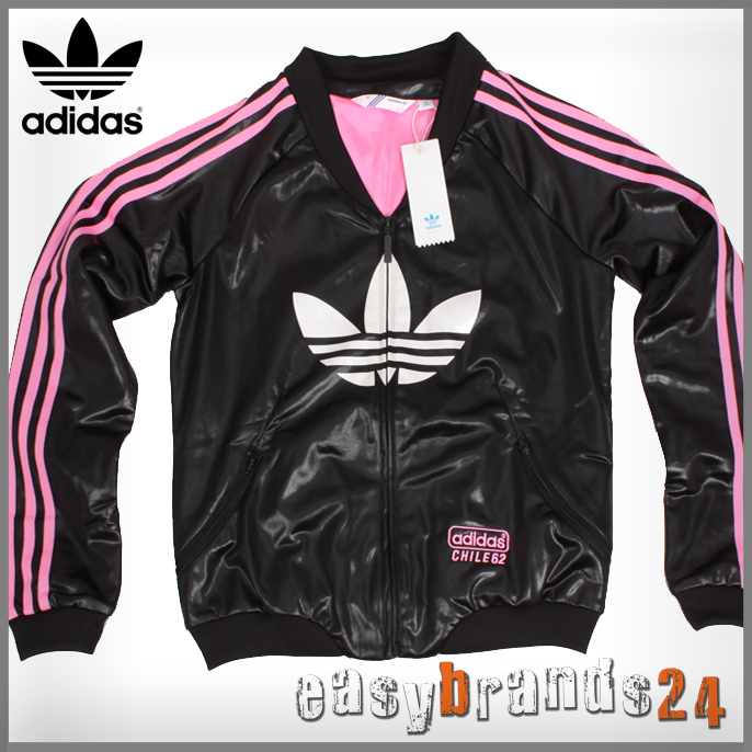 adidas jacke damen schwarz pink modische jacken dieser. Black Bedroom Furniture Sets. Home Design Ideas