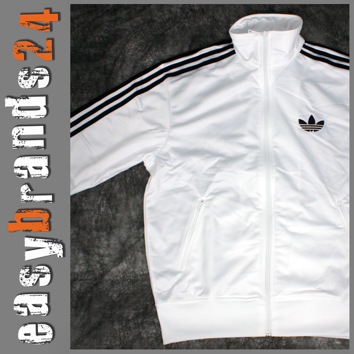 adidas firebird tt trainingsjacke jacke herren wei. Black Bedroom Furniture Sets. Home Design Ideas