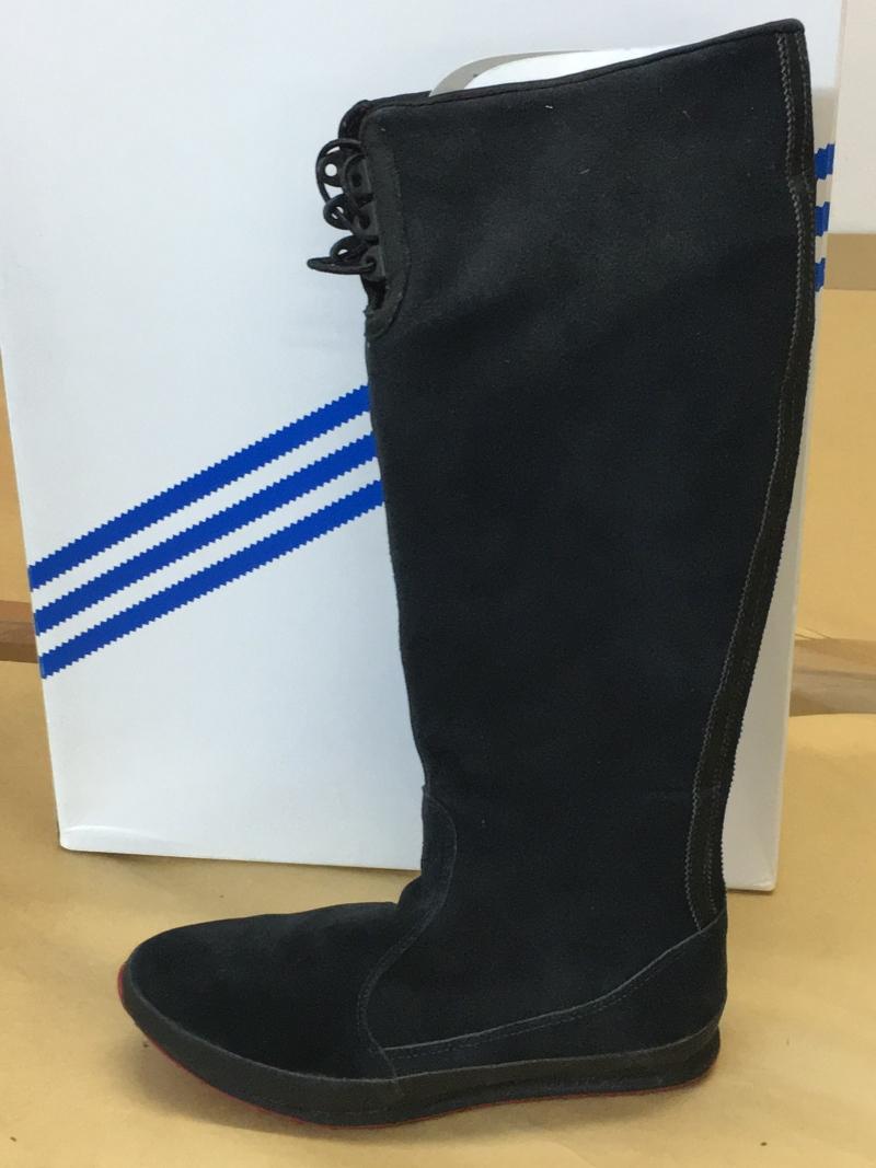 Adidas Arosa Sleek Damen Schuhe Stiefel Gr. 36 23 Wildleder