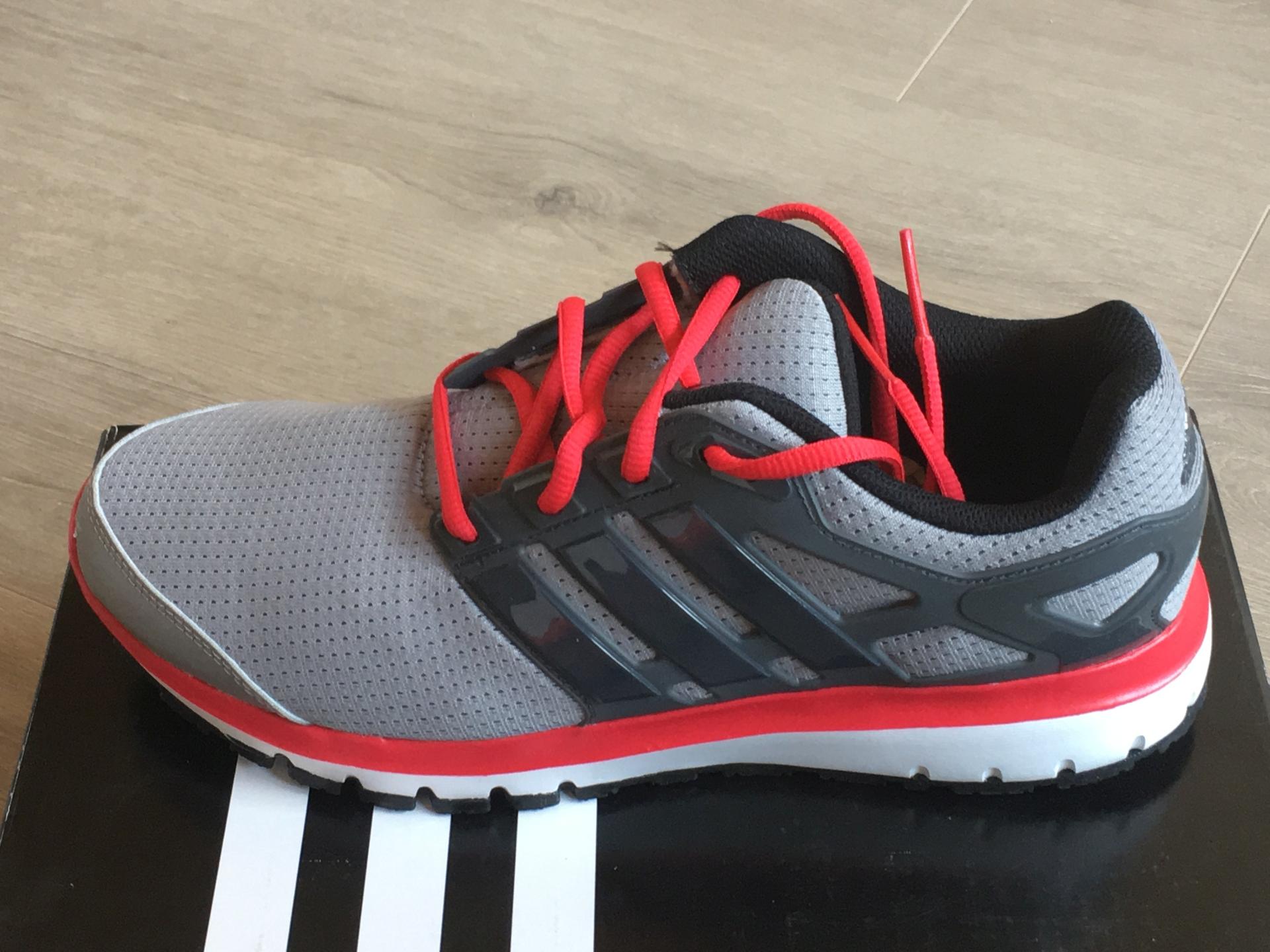 Adidas Energy Cloud M Herren grau Laufschuhe Sneaker Jogging Turnschuhe BB4113   eBay