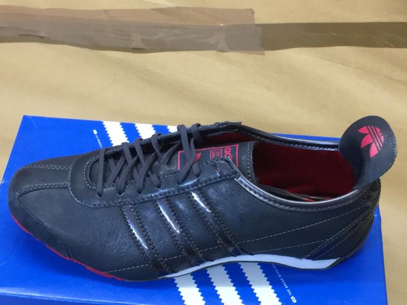 Adidas Silverstreak W Damen Sneaker Schuhe Gr 36 2/3 Leder ...