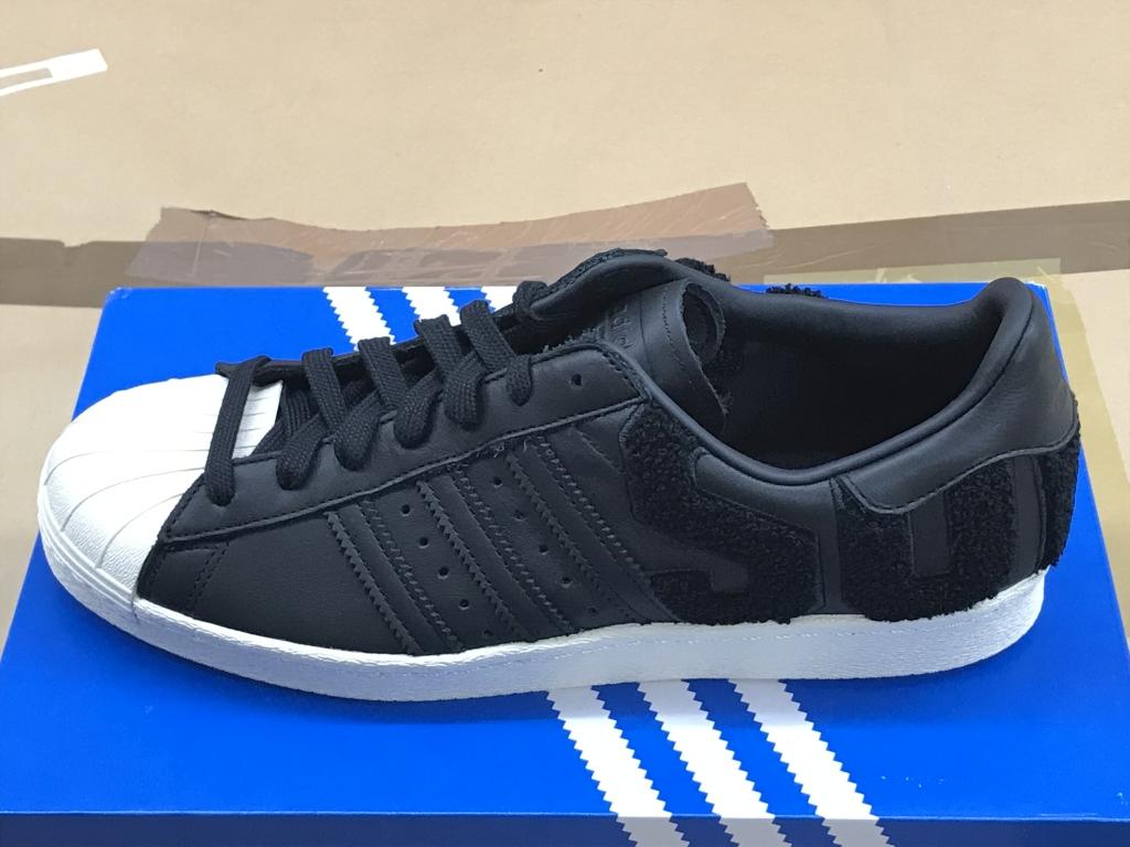 Details zu Adidas Superstar 80's Originals Schuhe Sneaker schwarz Herren NEU AQ0883