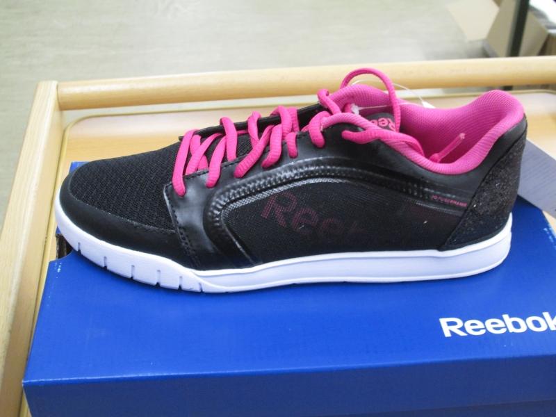 SchwarzPink Reebok 3D Ultralite Dance Schuhe